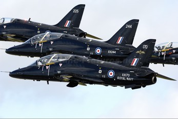 XX170 - Royal Navy British Aerospace Hawk T.1/ 1A