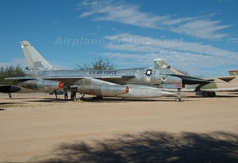 61-2080 - USA - Air Force Convair B-58 Hustler
