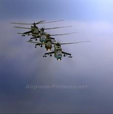 - - Poland - Army Mil Mi-24D