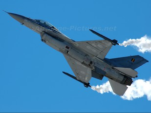 FA-86 - Belgium - Air Force General Dynamics F-16A Fighting Falcon
