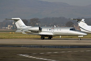I-FORR - Private Learjet 40