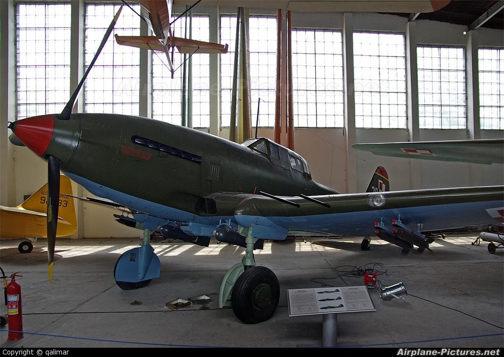 Poland - Air Force 3061 aircraft at Kraków, Rakowice Czyżyny - Museum of Polish Aviation
