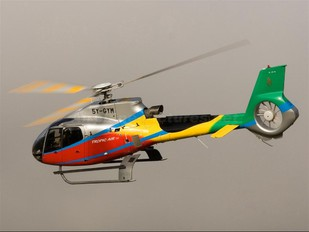 5Y-GYM - Private Aerospatiale AS350 Ecureuil / Squirrel