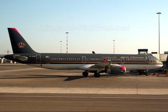 JY-AYH - Royal Jordanian Airbus A321