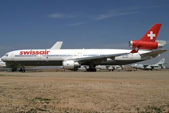 HB-IWS - Swissair McDonnell Douglas MD-11