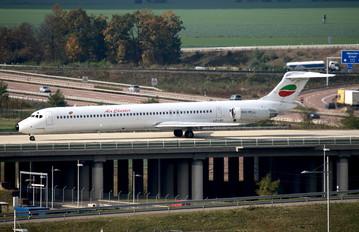 LZ-LDC - Bulgarian Air Charter McDonnell Douglas MD-82