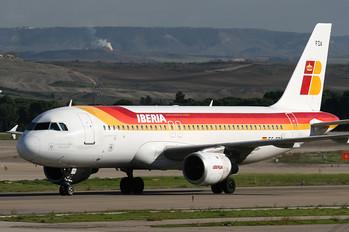 EC-FDA - Iberia Airbus A320