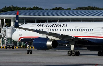 N204UW - US Airways Boeing 757-200