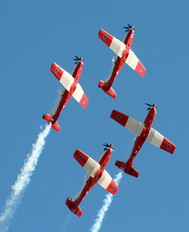 Silver Falcon Aerobatic Display Team