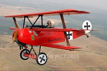 N113PC - Private Fokker DR1 Triplane