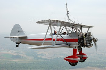 N450SR - Private Boeing Stearman, Kaydet (all models)
