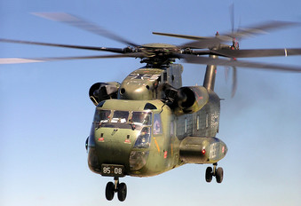 85+08 - Germany - Army Sikorsky CH-53G Sea Stallion