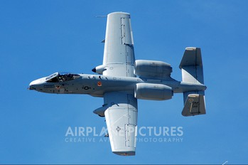 80-0206 - USA - Air Force Fairchild A-10 Thunderbolt II (all models)