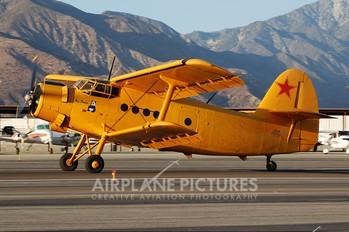 N2AN - American Airpower Heritage Museum (CAF) Antonov An-2