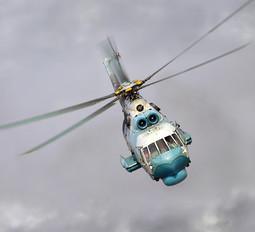 1003 - Poland - Navy Mil Mi-14PL