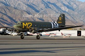 N45366 - American Airpower Heritage Museum (CAF) Douglas C-53D Skytrooper