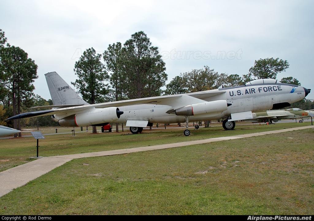 USA - Air Force 53-4296 aircraft at Valparaiso - Eglin AFB
