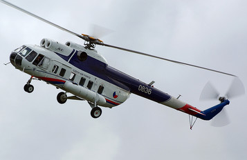 0836 - Czech - Air Force Mil Mi-8S