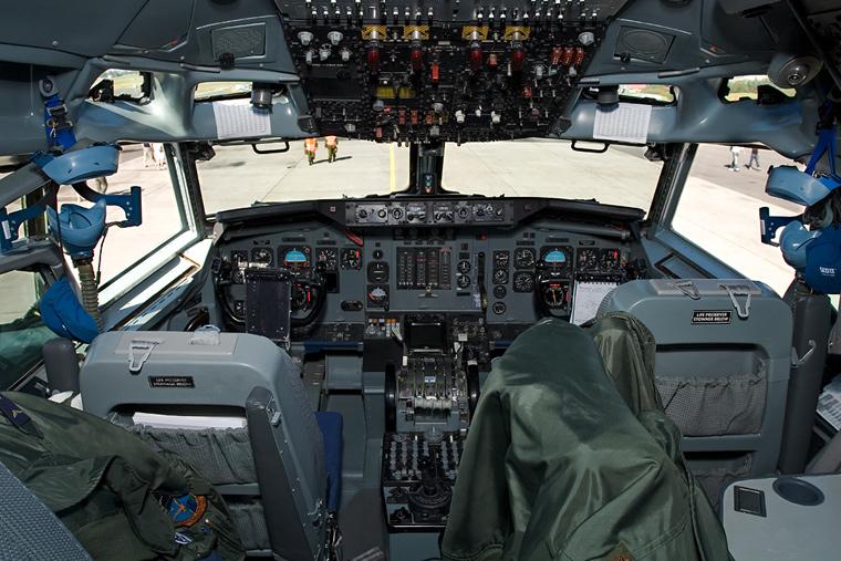 NATO LX-N90443 aircraft at Moss - Rygge