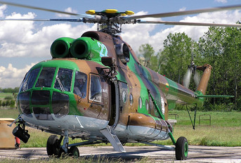 22 - Lithuania - Air Force Mil Mi-8T