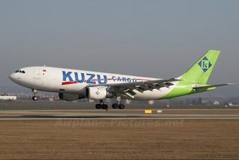 TC-KZY - Kuzu Cargo Airbus A300F