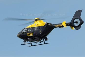 G-ESEX - UK - Police Services Eurocopter EC135 (all models)
