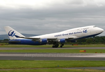 B-2430 - Great Wall Airlines Boeing 747-400BCF, SF, BDSF