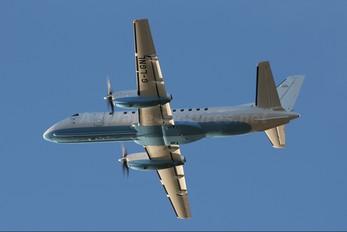 G-LGNL - FlyBe - Loganair SAAB 340