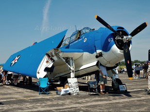 NL683G - Private Eastern Aircraft TBM-3E Avenger