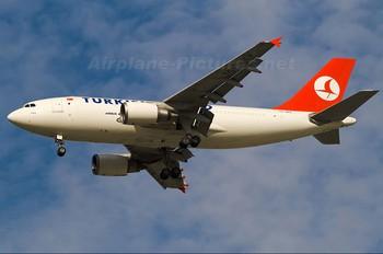 TC-JCV - Turkish Cargo Airbus A310F