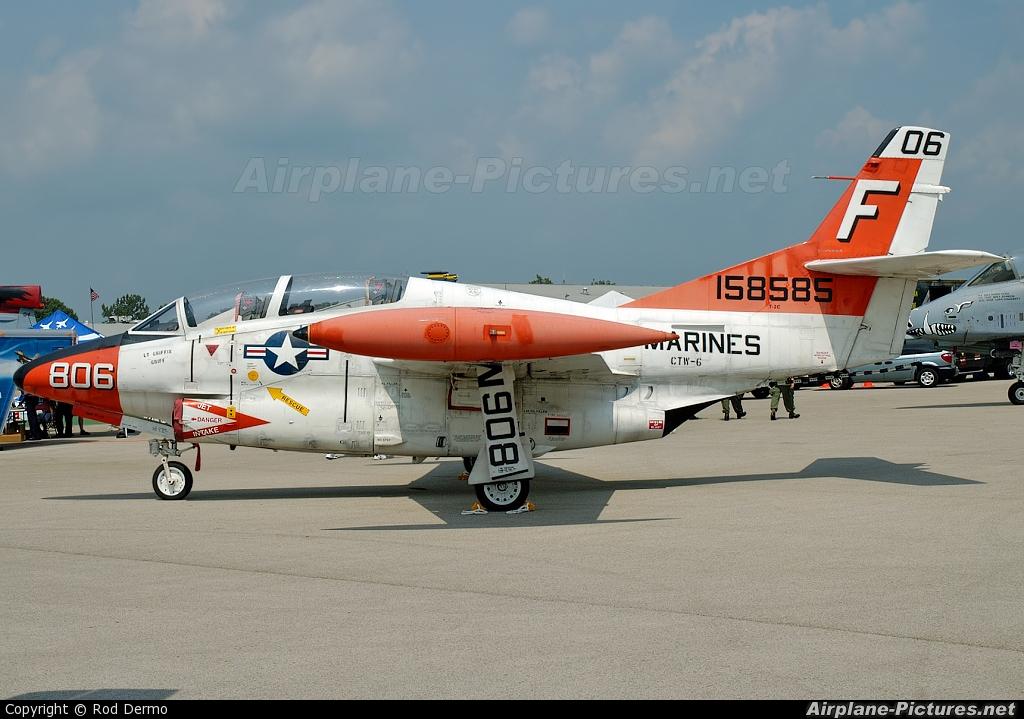 USA - Marine Corps 158858 aircraft at Dayton - James M. Cox Dayton Intl
