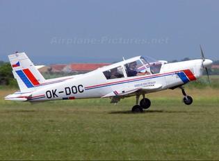 OK-DOC - Aeroklub Czech Republic Zlín Aircraft Z-43