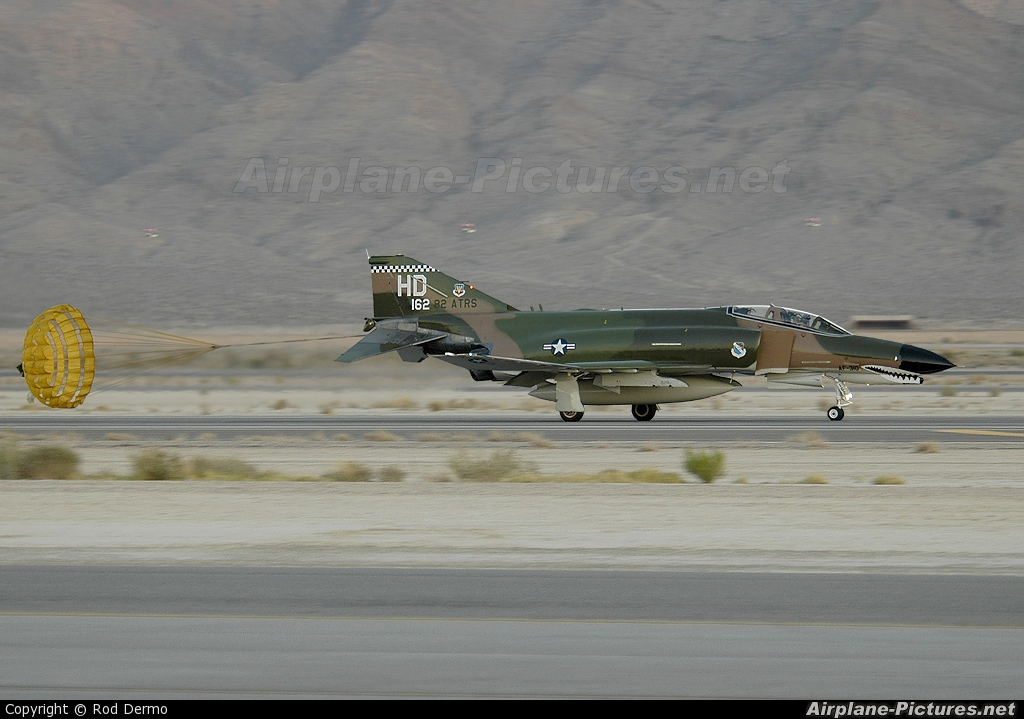 USA - Air Force 72-0162 aircraft at Nellis AFB