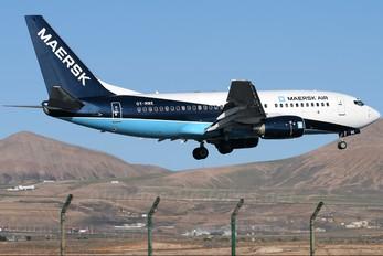 OY-MRE - Maersk Boeing 737-700