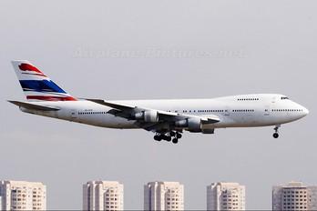 HS-UTR - Orient Thai Airlines Boeing 747-200