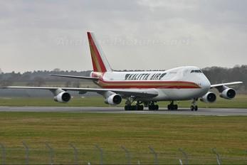 N719CK - Kalitta Air Boeing 747-100F