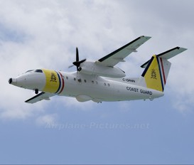 C-GRNN - Netherlands Antillies - Coast Guard de Havilland Canada DHC-8-100 Dash 8