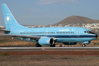 OY-MRC - Maersk Boeing 737-700