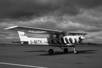 G-BKTV - Leading Edge Cessna 152