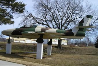 51-1929 - USA - Air Force Republic RF-84F Thunderflash