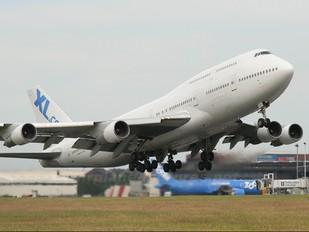 TF-AMK - XL Airways (Excel Airways) Boeing 747-300