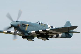 "PM631 - Royal Air Force ""Battle of Britain Memorial Flight&quot Supermarine Spitfire PR.XIX"