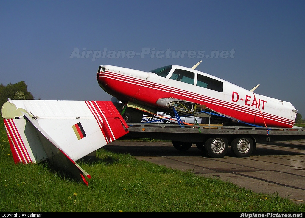 Private D-EAIT aircraft at Off Airport - Poland