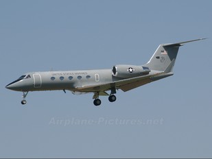 165153 - USA - Marine Corps Gulfstream Aerospace C-20G