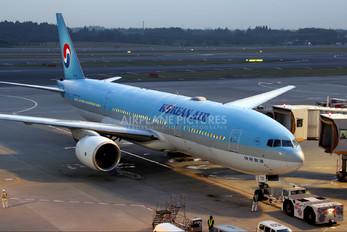 HL7721 - Korean Air Boeing 777-200ER
