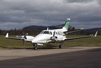 G-IASL - Private Beechcraft 60 Duke