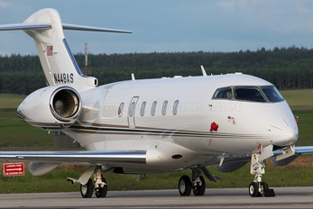 N448AS - Private Bombardier BD-100 Challenger 300 series
