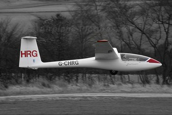 G-CHRG - Scottish Gliding Union PZL SZD-51 Junior
