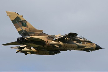 760 - Saudi Arabia - Air Force Panavia Tornado - IDS
