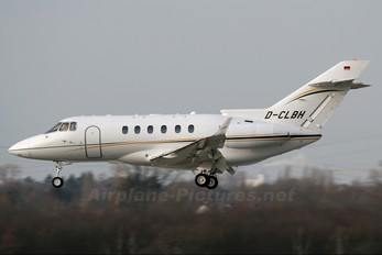 D-CLBH - Private Hawker Beechcraft 800XP